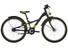 s'cool XXlite pro 24-7 Juniorcykel grå/svart